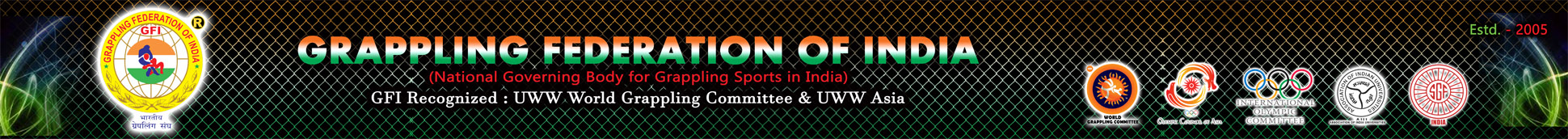 Grappling Federation of India (National Sports Federation